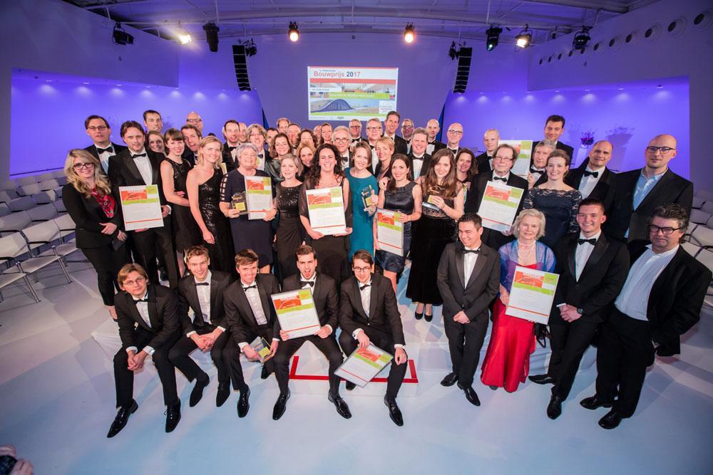 Winnaars De Nederlandse Bouwprijs